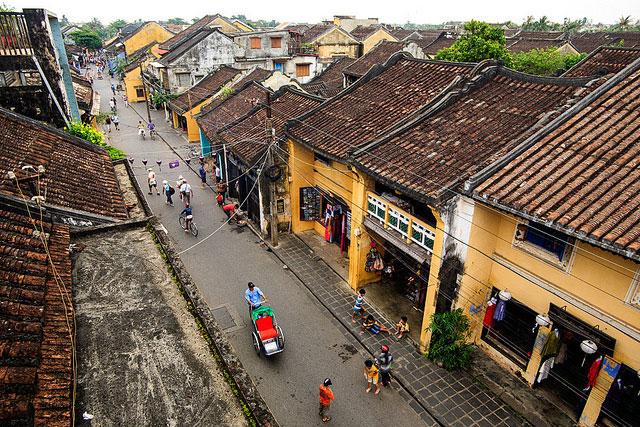 chong tham tai pho co hoi an